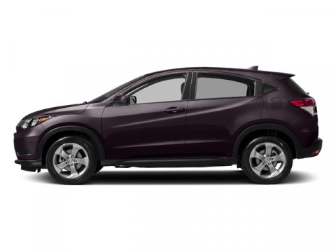 2017 Honda HR-V LX Mulberry MetallicBlack V4 18 L Variable 0 miles  Front Wheel Drive  Power