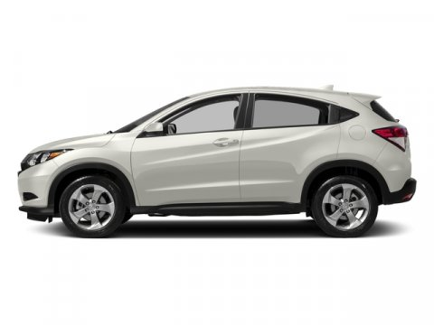 2017 Honda HR-V LX White Orchid PearlGray Leather V4 18 L Variable 7 miles  Front Wheel Drive