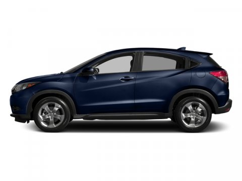 2017 Honda HR-V EX Deep Ocean PearlGray Leather V4 18 L Variable 11 miles  Front Wheel Drive