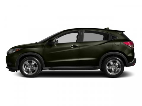 2017 Honda HR-V EX Misty Green PearlBlack V4 18 L Variable 0 miles  Front Wheel Drive  Power