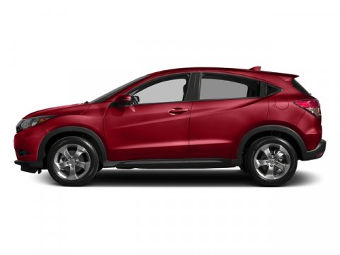 2017 Honda HR-V EX Milano RedBLK CLOTH V4 18 L Variable 11 miles  Front Wheel Drive  Power S