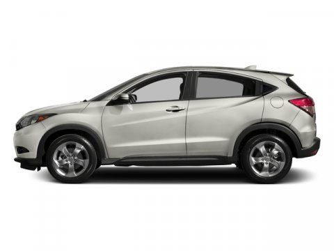 2017 Honda HR-V EX White Orchid PearlBlack V4 18 L Manual 0 miles  Front Wheel Drive  Power