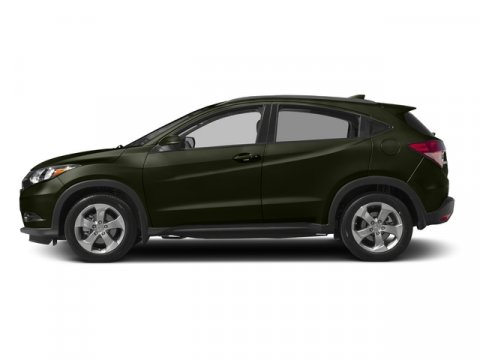2017 Honda HR-V EX-L Navi Misty Green PearlBlack V4 18 L Variable 0 miles  Front Wheel Drive