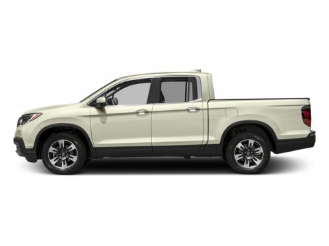 2017 Honda Ridgeline RTL-E White Diamond PearlBeige V6 35 L Automatic 0 miles  All Wheel Driv