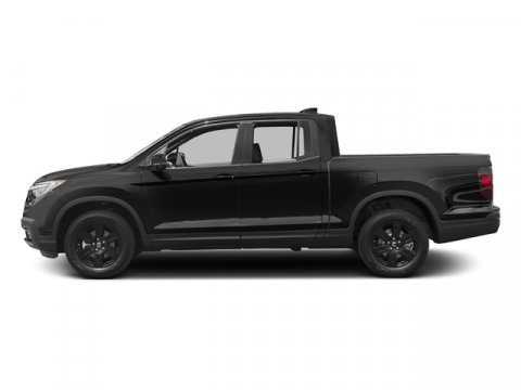 2017 Honda Ridgeline Black Edition Crystal Black PearlBlackRed V6 35 L Automatic 0 miles  Al
