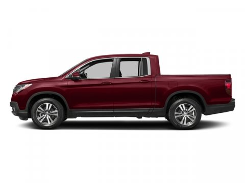 2017 Honda Ridgeline RTS Deep Scarlet PearlBGE CLOTH V6 35 L Automatic 11 miles  Front Wheel