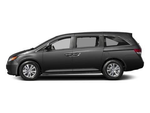 2017 Honda Odyssey EX Modern Steel MetallicGray V6 35 L Automatic 0 miles  Front Wheel Drive