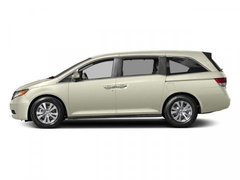 2017 Honda Odyssey EX White Diamond PearlBeige V6 35 L Automatic 0 miles  Front Wheel Drive