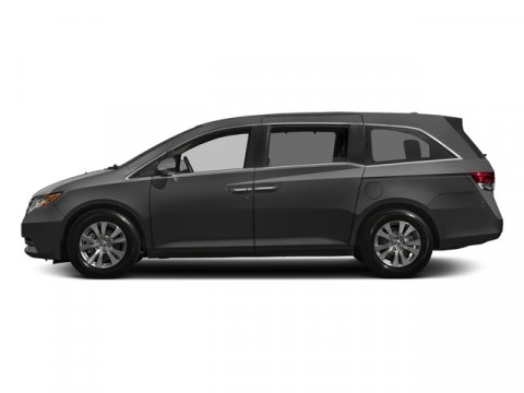 2017 Honda Odyssey SE Modern Steel MetallicGray V6 35 L Automatic 0 miles  Front Wheel Drive