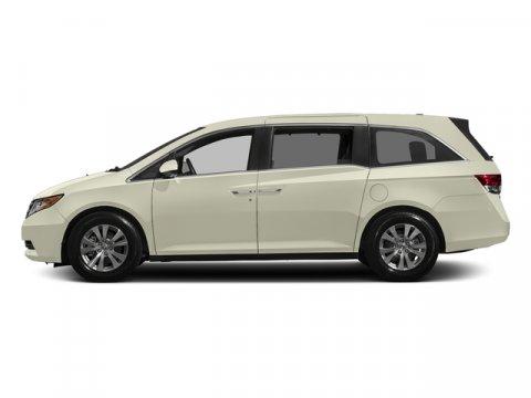 2017 Honda Odyssey SE White Diamond PearlBeige V6 35 L Automatic 0 miles  Front Wheel Drive