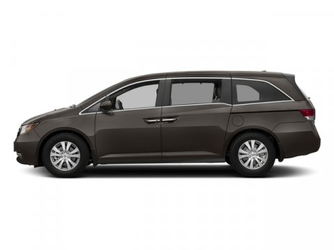 2017 Honda Odyssey EX-L Smoky Topaz MetallicTruffle V6 35 L Automatic 0 miles  Front Wheel Dr