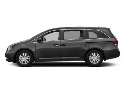 2017 Honda Odyssey EX-L Modern Steel MetallicGray V6 35 L Automatic 0 miles  Front Wheel Driv