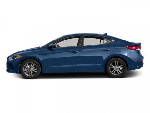 2017 Hyundai Elantra SE Lakeside BlueGray V4 20 L Automatic 5 miles  07  CF  MG  MP  Fron