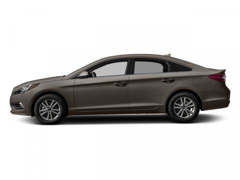 2017 Hyundai Sonata 24L Dark TruffleBeige V4 24 L Automatic 5 miles  01  CF  Front Wheel D