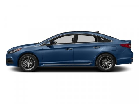 2017 Hyundai Sonata Sport Lakeside Blue V4 20 L Automatic 12 miles Keyes Hyundai on Van Nuys