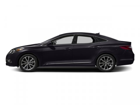 2017 Hyundai Azera Limited Eclipse BlackCamel V6 33 L Automatic 7 miles  01  CF  CCT  FK