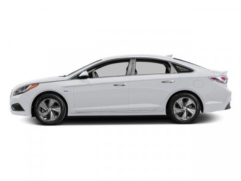 2017 Hyundai Sonata Plug-In Hybrid Limited Hyper WhiteBlue Pearl V4 20 L Automatic 5 miles  0