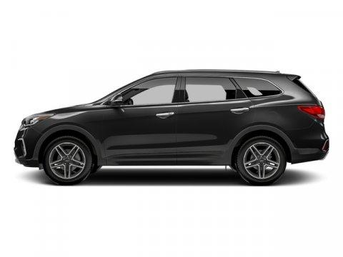 2017 Hyundai Santa Fe SE Becketts BlackGray V6 33 L Automatic 0 miles  CARGO NET  CARGO TRAY