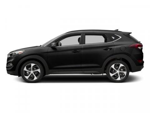 2017 Hyundai Tucson Limited Black Noir PearlBlack V4 16 L Automatic 0 miles  CF  CN  CT  C
