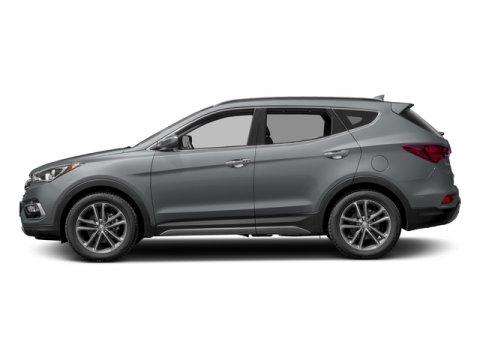 2017 Hyundai Santa Fe Sport 20T Ultimate Mineral GrayGray V4 20 L Automatic 5 miles  01  CT