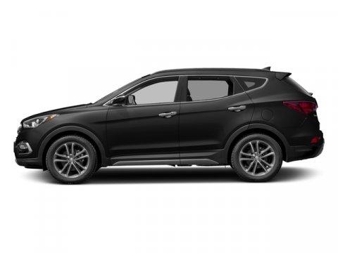 2017 Hyundai Santa Fe Sport 20T Ultimate Twilight BlackBlack V4 20 L Automatic 5 miles  01