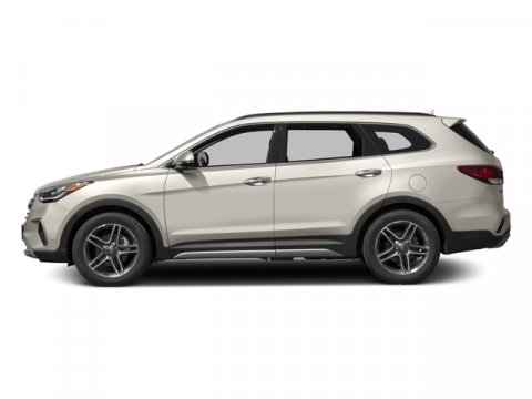 2017 Hyundai Santa Fe Limited Ultimate Monaco White V6 33 L Automatic 4 miles Keyes Hyundai o