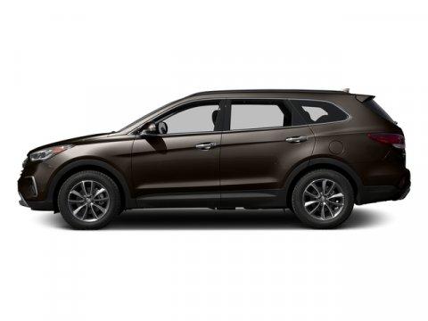 2017 Hyundai Santa Fe SE Java EspressoBeige V6 33 L Automatic 0 miles  BEIGE CLOTH SEATING SU