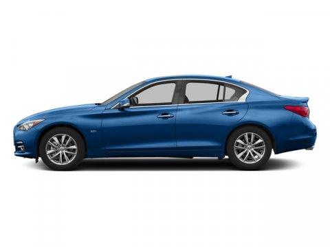 2017 INFINITI Q50 30t Sport Iridium BlueGGRAPHITE V6 30 L Automatic 7 miles  IRIDIUM BLUE