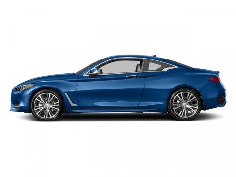 2017 INFINITI Q60 30t Premium Iridium BlueGGRAPHITE V6 30 L Automatic 0 miles  GRAPHITE LEA
