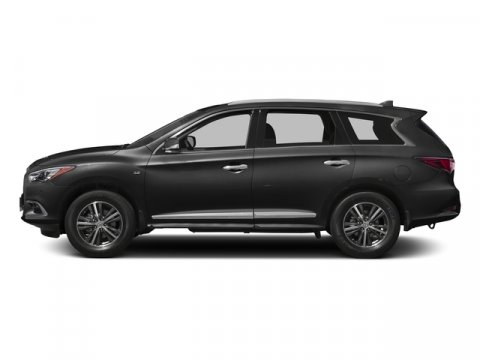 2017 INFINITI QX60 Black ObsidianGraphite V6 35 L Variable 10 miles In the world of 7-passeng