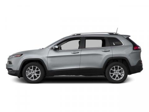 2017 Jeep Cherokee Latitude Billet Silver Metallic ClearcoatBlack V4 24 L Automatic 27682 mile