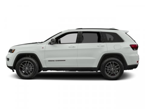 2017 Jeep Grand Cherokee Trailhawk Bright White Clearcoat V6 36 L Automatic 0 miles BACK-UP C