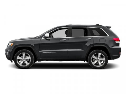 2017 Jeep Grand Cherokee Granite Crystal Metallic Clearcoat V6 36 L Automatic 0 miles BACK-UP
