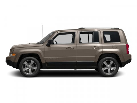 2017 Jeep Patriot Mojave Sand Clearcoat V4 24 L Automatic 0 miles 4X4 BLUETOOTH HEATED FRON
