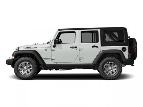 2017 Jeep Wrangler Unlimited Bright White Clearcoat V6 36 L  0 miles 4X4 MP3 Player KEYLESS
