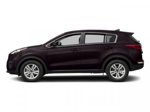 2017 Kia Sportage LX Black Cherry V4 24 L Automatic 0 miles Created for urban adventure the
