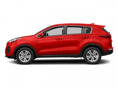 2017 Kia Sportage LX Hyper RedGray V4 24 L Automatic 15 miles PKG LX POPULAR PACKAGE -inc H