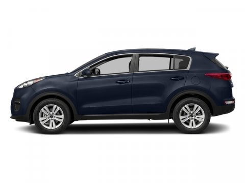 2017 Kia Sportage LX Pacific BlueBlack V4 24 L Automatic 15 miles All Wheel Drive Power Stee