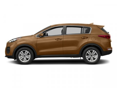2017 Kia Sportage LX Burnished CopperBlack V4 24 L Automatic 17 miles PKG LX POPULAR PACKAGE
