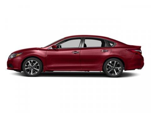 2017 Nissan Altima 25 SR Cayenne RedSport Interior V4 25 L Variable 0 miles  Front Wheel Dri