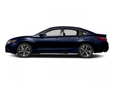 2017 Nissan Altima SR Deep Blue PearlSport Interior V4 25 L Variable 0 miles  Front Wheel Dri