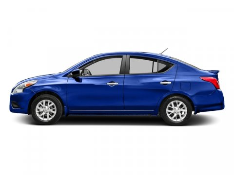 2017 Nissan Versa Sedan S Plus Metallic BlueCharcoal V4 16 L Variable 0 miles  Front Wheel Dr