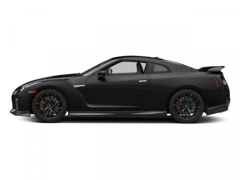 2017 Nissan GT-R Premium Jet Black PearlBlack V6 38 L Automatic 0 miles  Turbocharged  All W