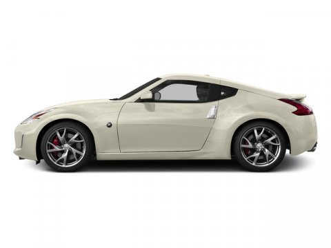 2017 Nissan 370Z Pearl White V6 37 L Manual 0 miles Featuring a sleek and sporty exterior th