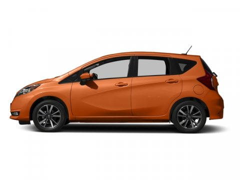 2017 Nissan Versa Note SR Monarch OrangeCharcoal V4 16 L Variable 0 miles  Front Wheel Drive