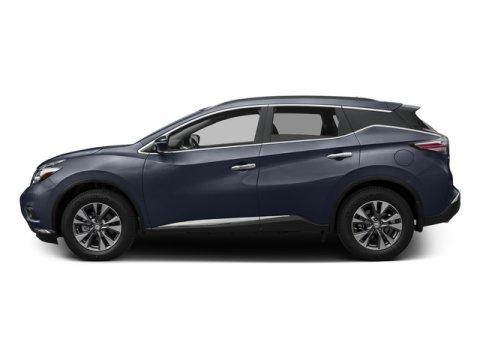 2017 Nissan Murano S Arctic Blue MetallicGraphite V6 35 L Variable 0 miles  Front Wheel Drive