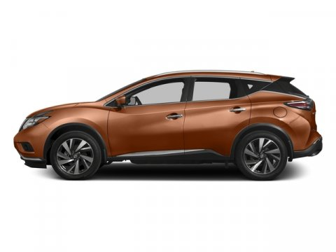 2017 Nissan Murano SL Pacific Sunset MetallicGraphite V6 35 L Variable 0 miles  Front Wheel D