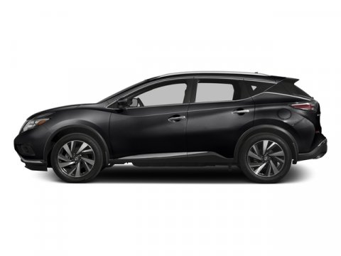 2017 Nissan Murano Platinum Magnetic Black MetallicGraphite V6 35 L Variable 0 miles  Front W