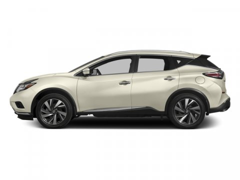 2017 Nissan Murano SL Pearl WhiteGraphite V6 35 L Variable 0 miles  Front Wheel Drive  Power