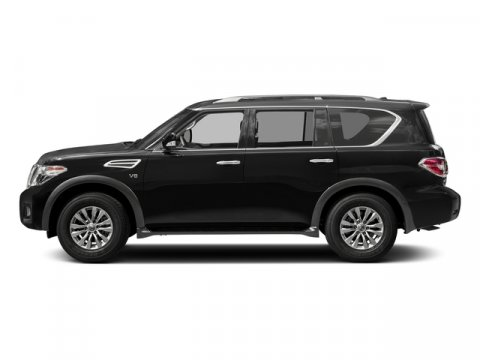 2017 Nissan Armada SL SuperCharcoal V8 56 L Automatic 0 miles  Rear Wheel Drive  Tow Hitch